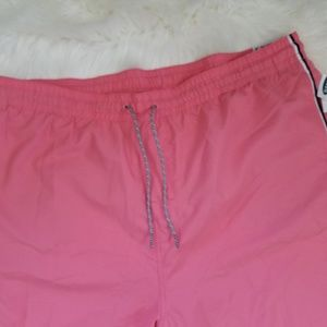 Old Navy Swim - NEW coral pink tropical beach vacation swim trunk